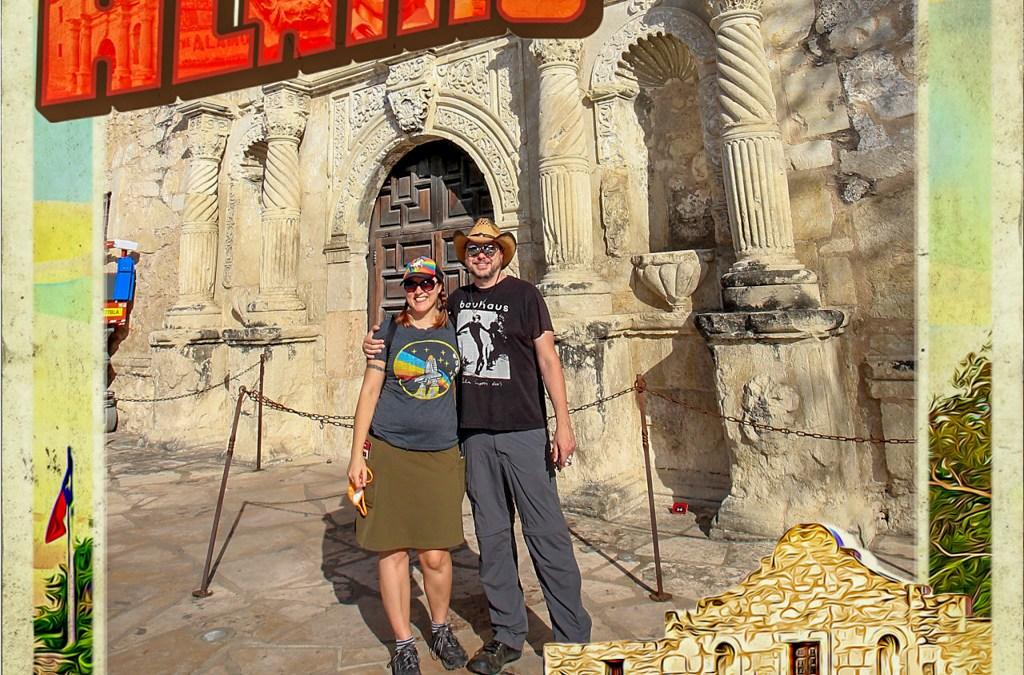 Visiting San Antonio: The Alamo, River Walk and Mission San José