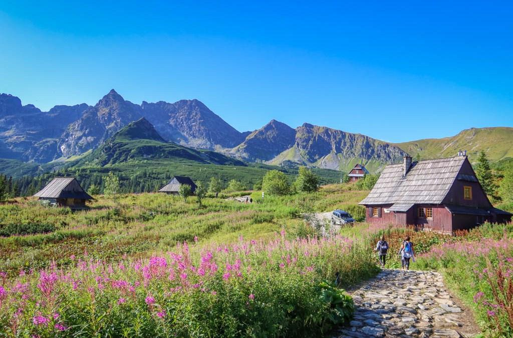 Hiking in Zakopane: Three Incredible Hikes in the Tatras Mountains