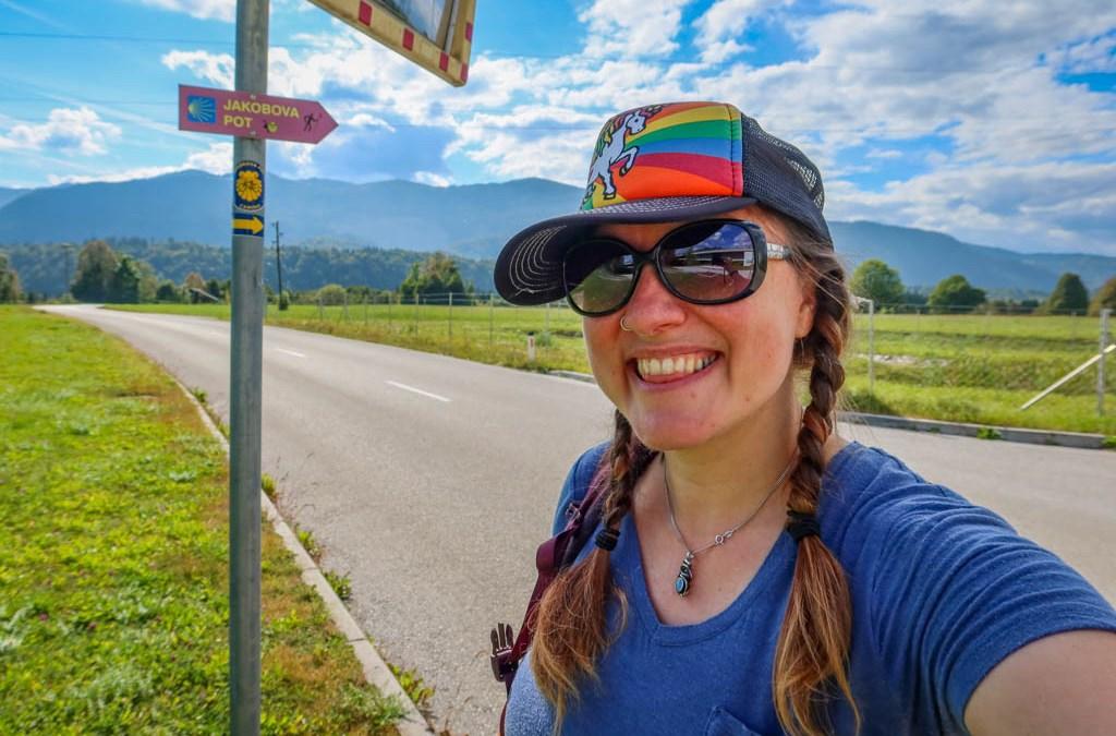 Jakobova Pot – Walking the Way of St. James in Bled, Slovenia