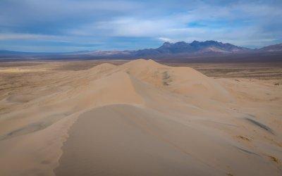 Kelso Dunes Trail: Hiking the Mojave Desert Sand Dunes
