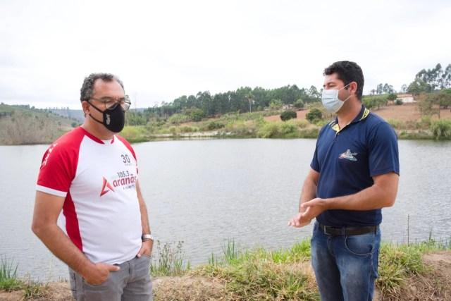 Prefeito de Angelândia fala sobre a situação hídrica do município