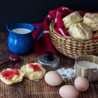 Flaky Biscuit Recipe - soft and delicious!