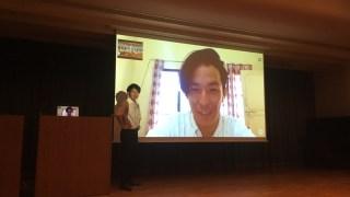 嘉悦大学の講義で対談してきました!