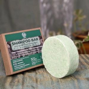 Deep Nourishment Shampoo Bar