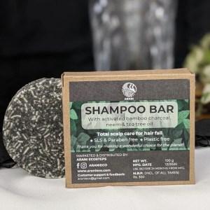 Total Scalp Care Shampoo Bar