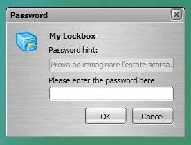 Password a cartella