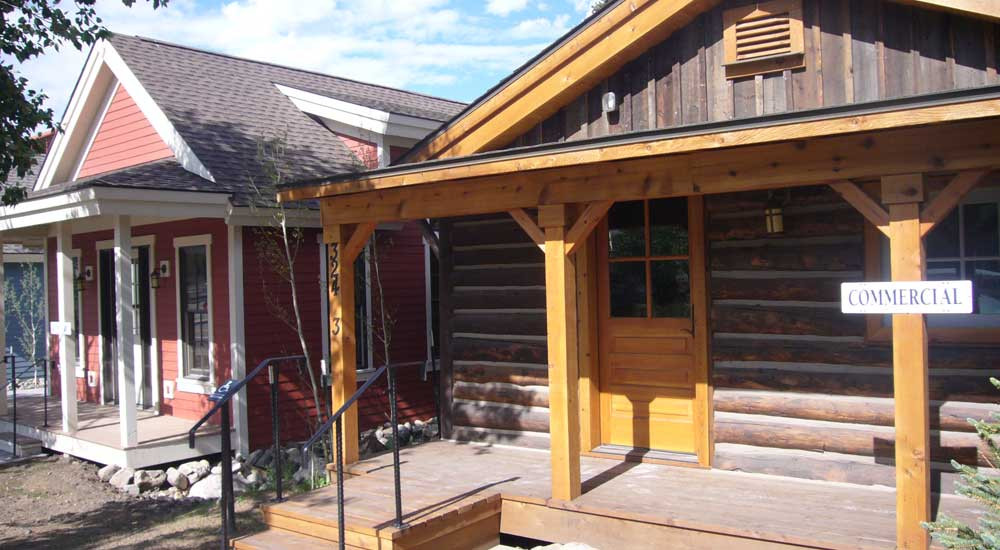 Legacy Cabin After