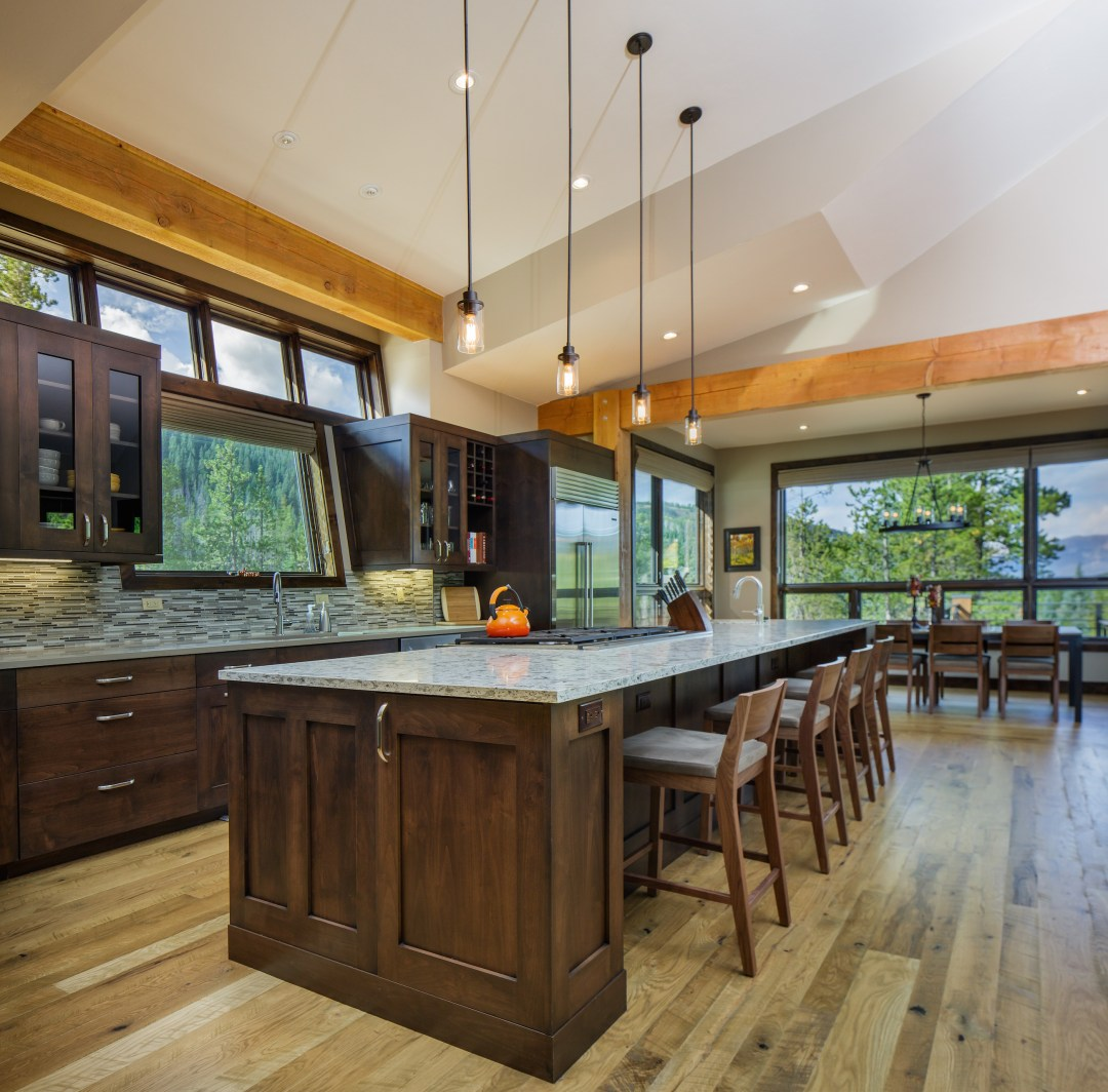 Alders Residence Kitchen Island