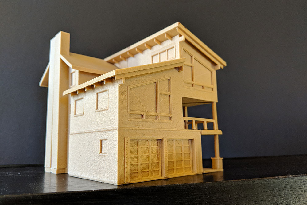 Loveland Pass Addition 3D Printed