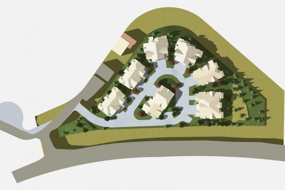 Maggie Point Site Plan