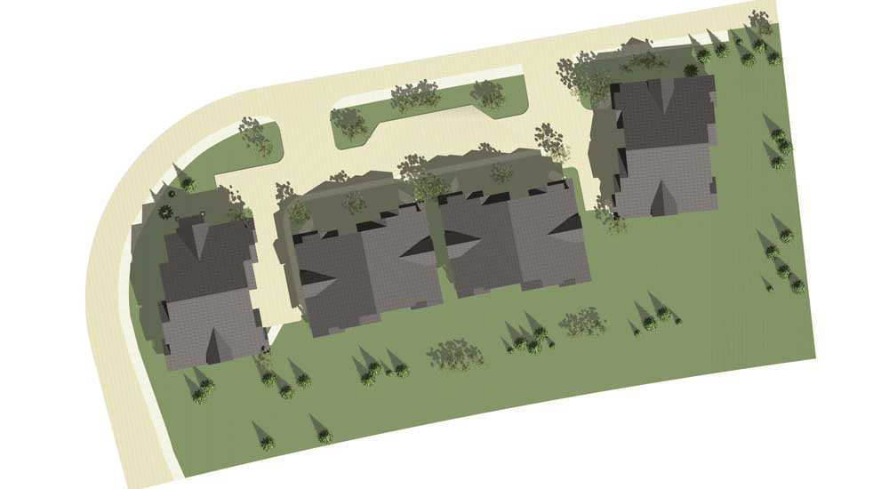 Frey Gulch Site Plan