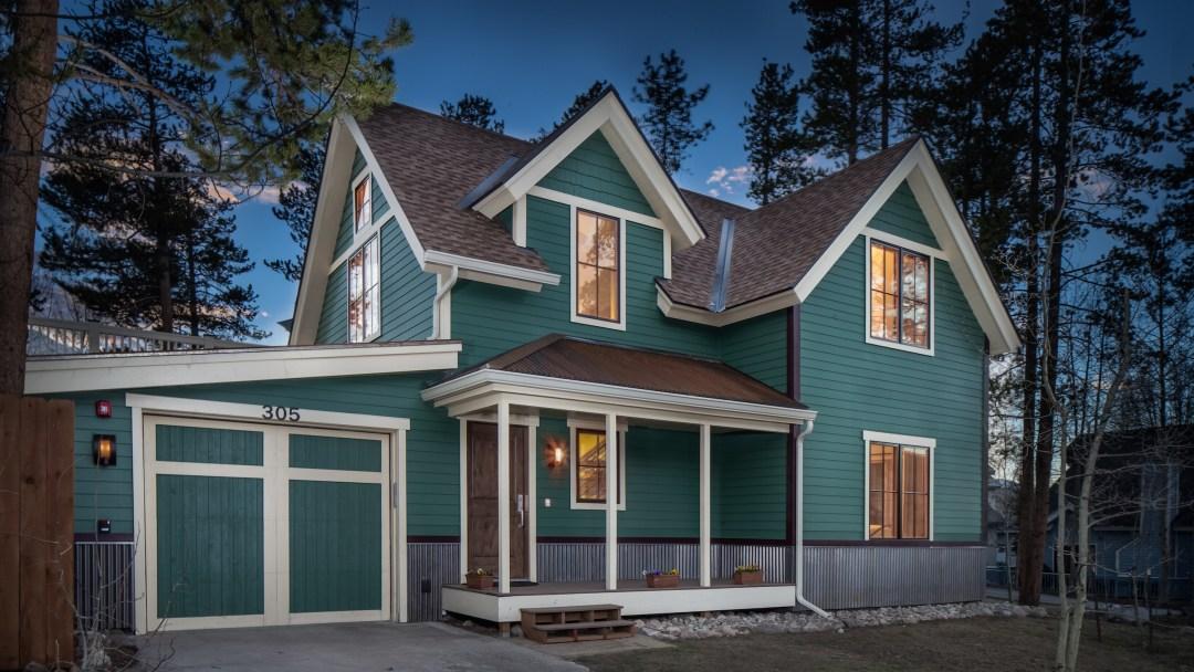 Harris Street Custom Home Remodel Breckenridge
