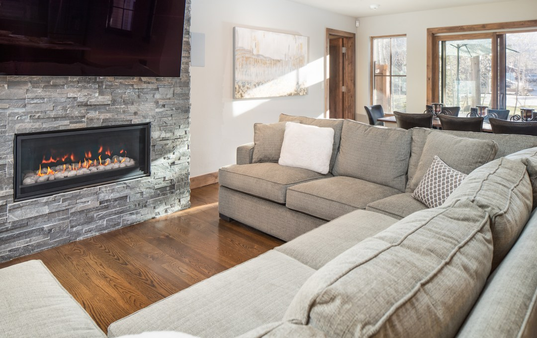 Harris Street Fireplace