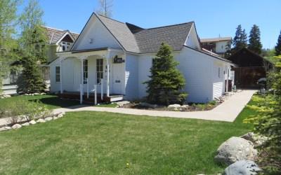 Judge Silverthorne House in Breckenridge