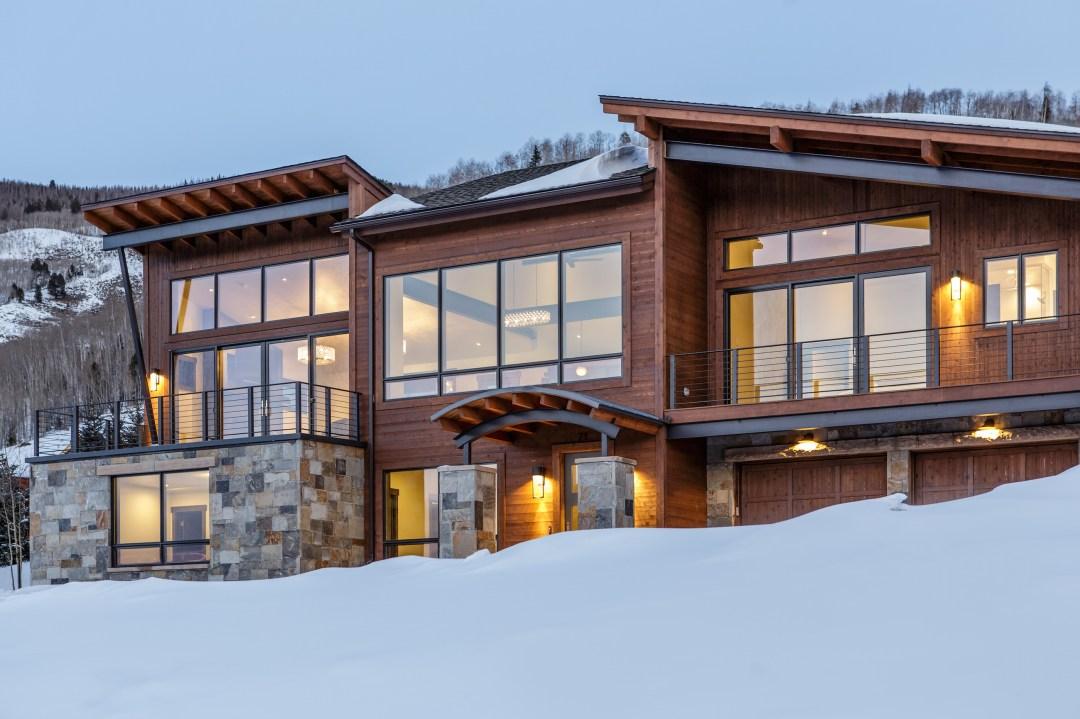 Caddis Residence Custom Home
