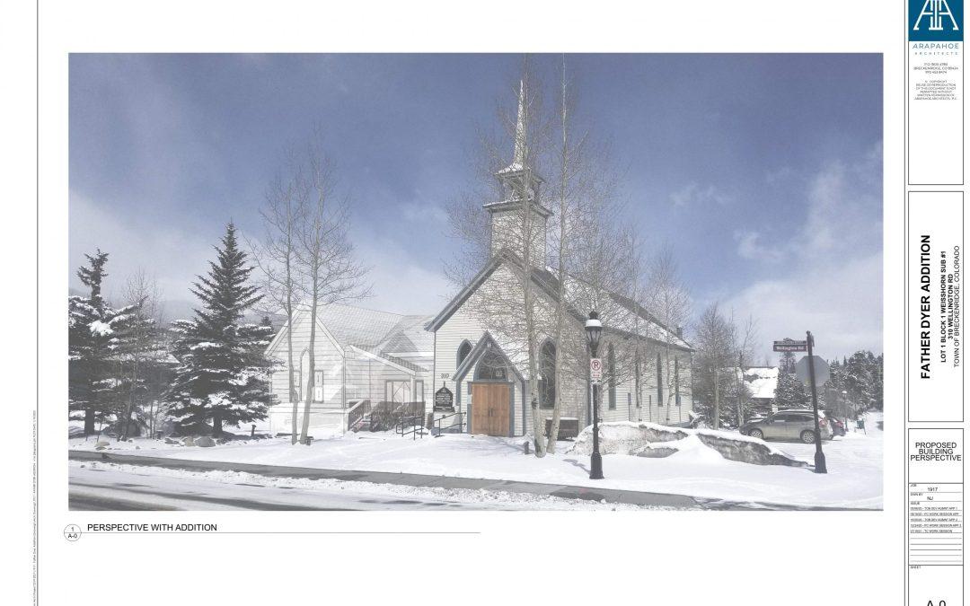 Father Dyer Church Addition