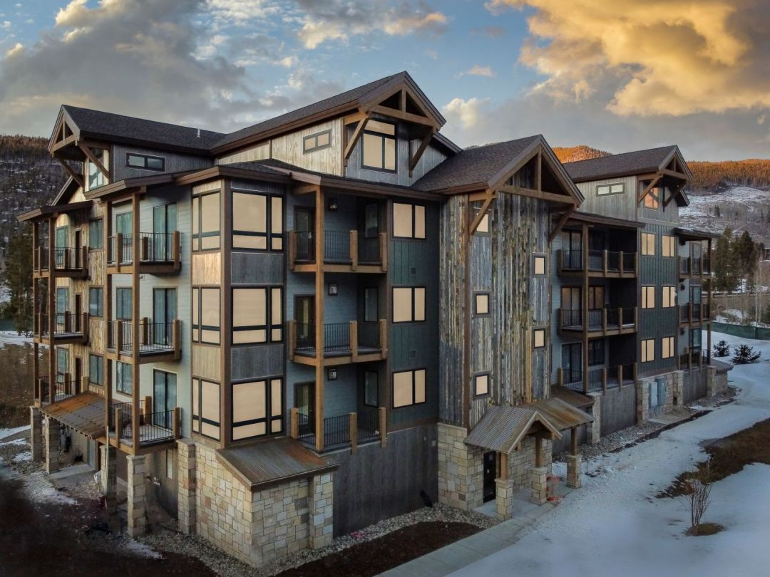 Breckenridge Architect Clearwater Lofts 1