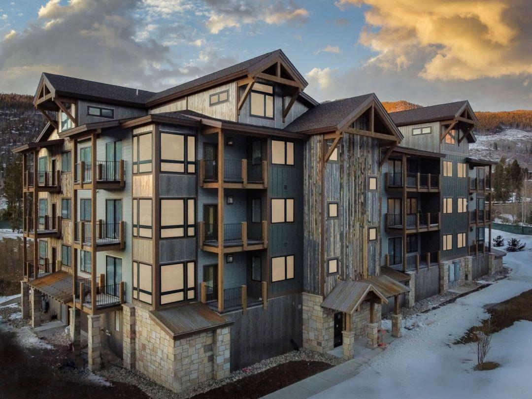 Breckenridge Architect Clearwater Lofts 1