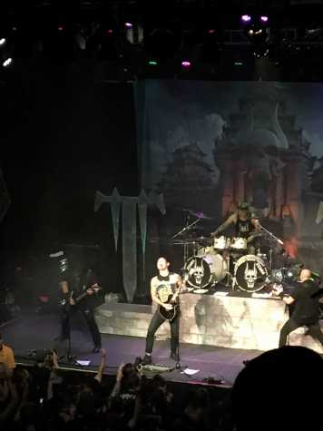 Trivium Continues to Sharpen Their Attack