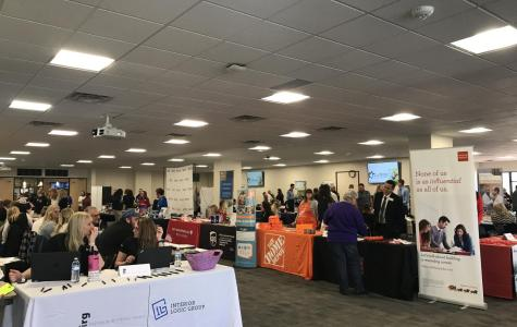 Through the Lens: ACC's 2018 Career Fair