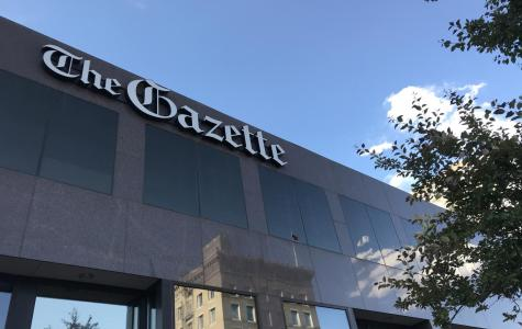 Interning at The Gazette: The first weeks