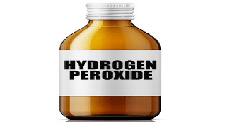 Health use of Hydrogen peroxide, you be surprised !