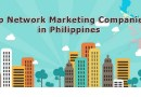 MLM business is growing and making waves in the Philippines with USANA at top