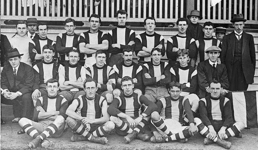 1914 AFC premiership team