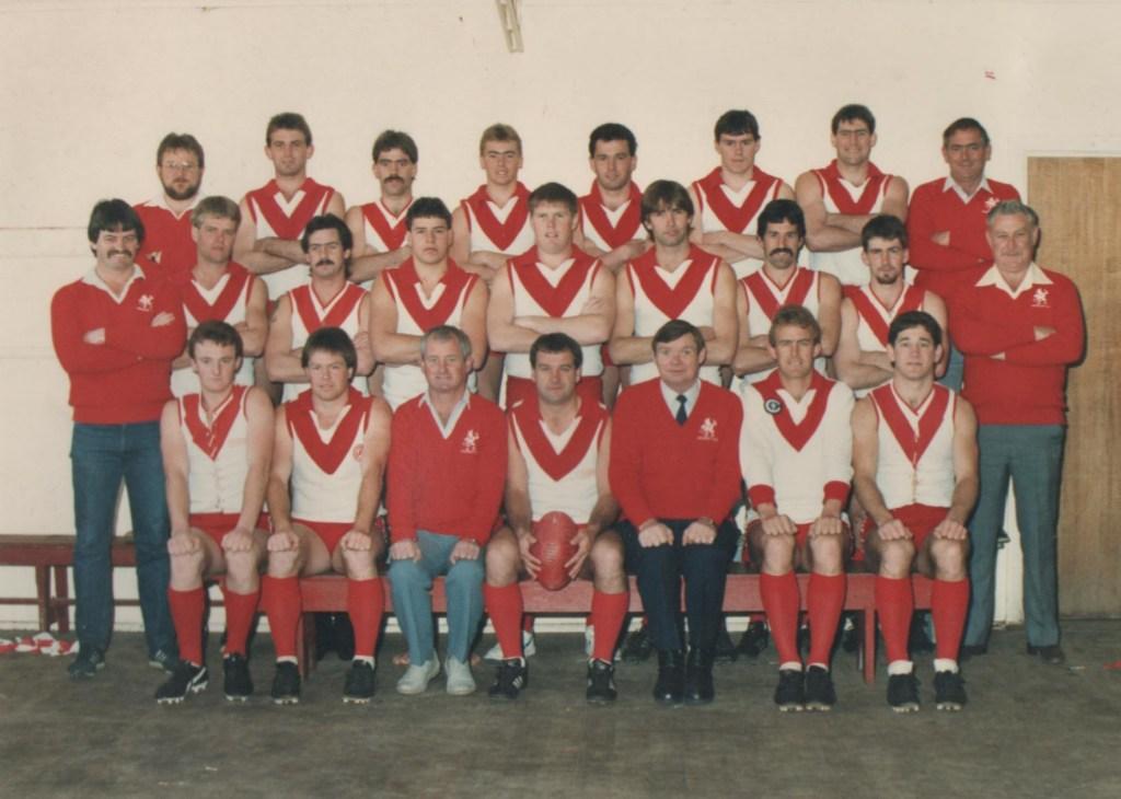 1986 premiership team
