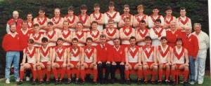 Ararat Football Club 1993