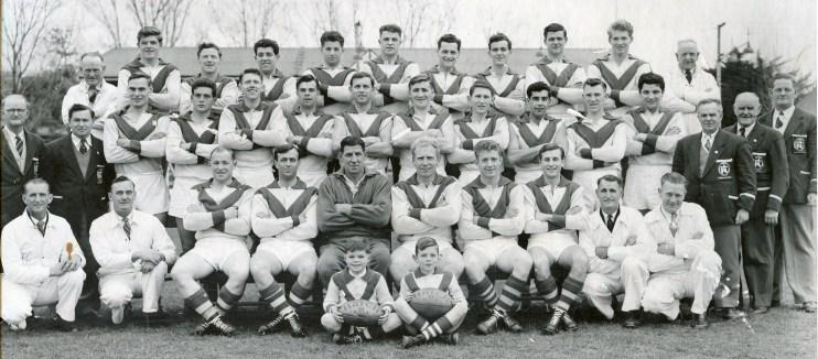 Ararat Football Club 1958