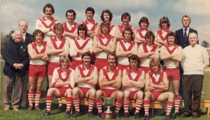 Ararat Football Club 1975