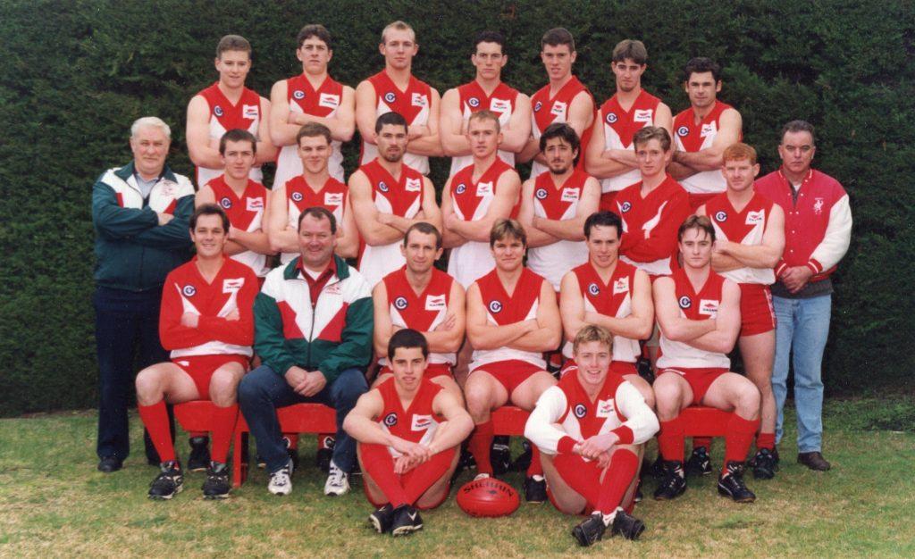 Ararat Football Club 1998