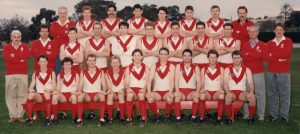 Ararat Football CLub 1989