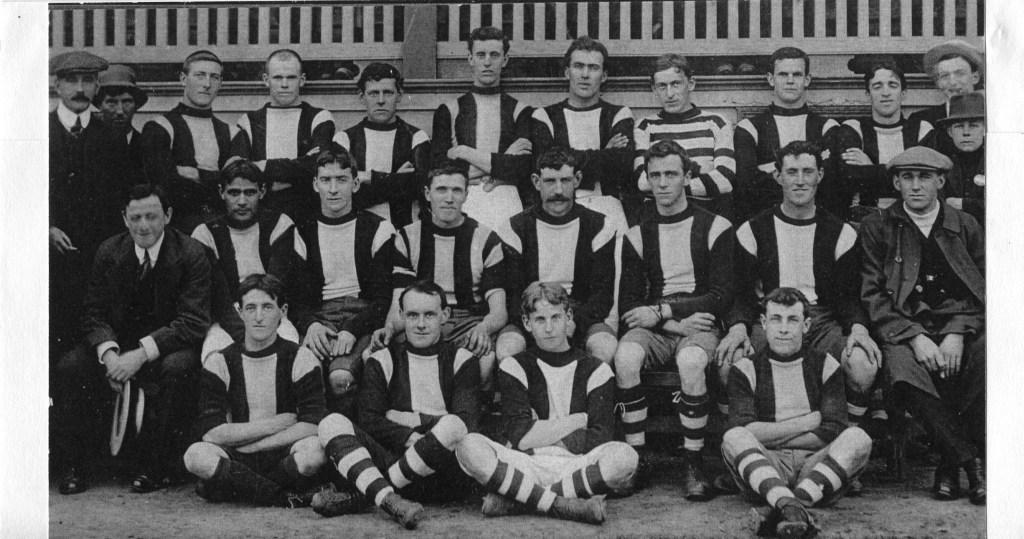 Ararat Football Club 1914 Premiers