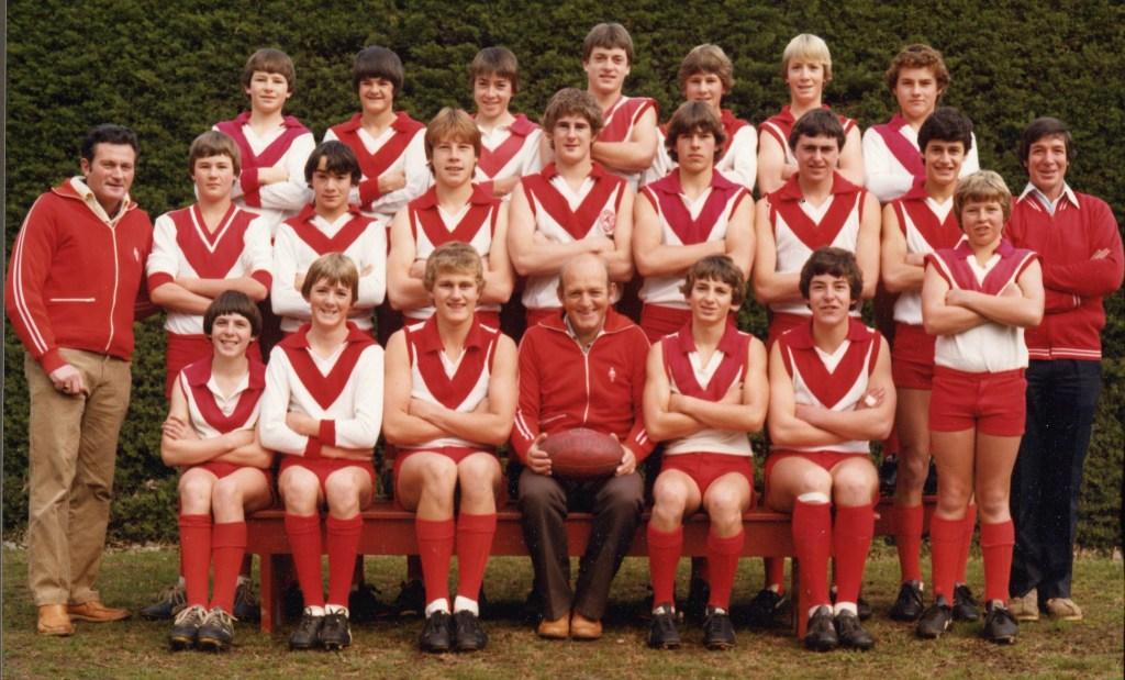 Ararat Football Club 1983 U/16