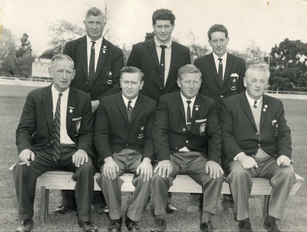 Ararat Football Club 1965 Social Committe 1