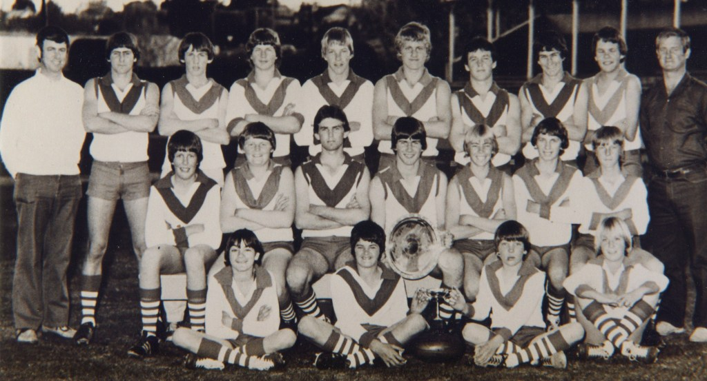 Ararat Football Club 1982 U/16 Premiers