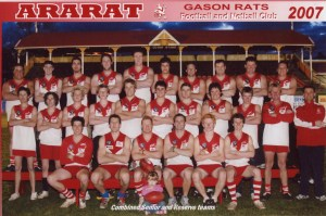 Ararat Football Club 2007 sen res