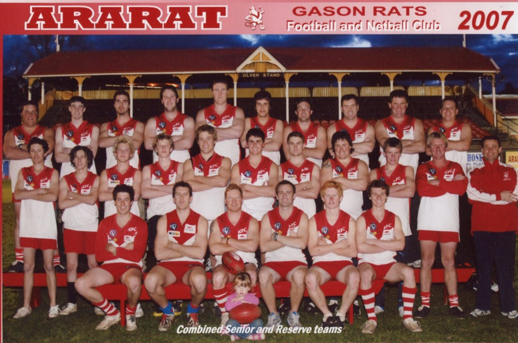 Ararat Football Club 2007 sen res