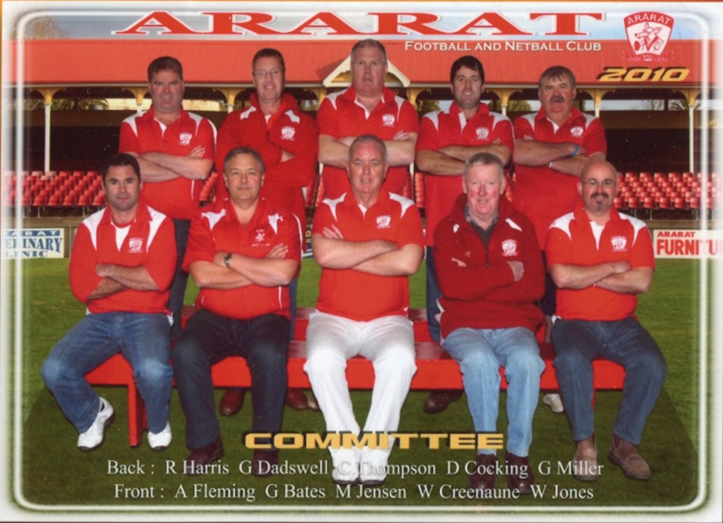 AFC 2010 committee