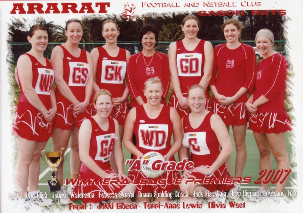 AFNC 2007 A Grade