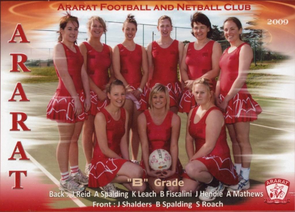 AFNC 2009 B-Grade