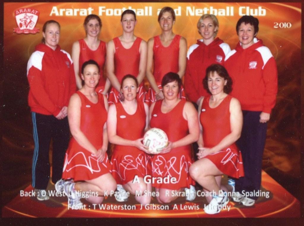 AFNC 2010 A-Grade