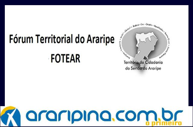Reunião do Fórum Territorial do Araripe – FOTEAR