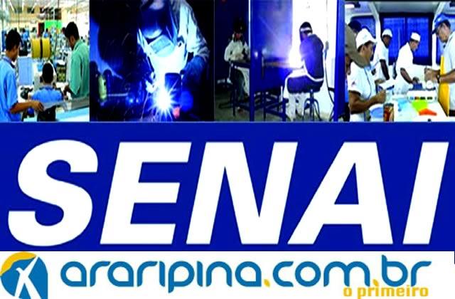 Inscrição para cursos técnicos no Senai Araripina encerra hoje (03)