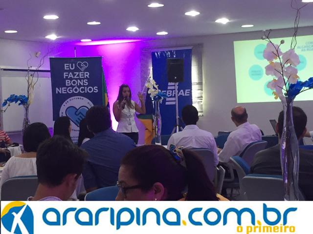 Sebrae apresenta o movimento 'Compre dos Pequenos Negócios' aos empresários da região