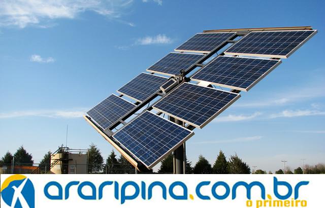 Energia Solar é aposta econômica apresentada pelo CREA-PE