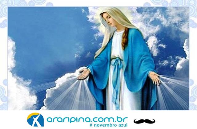 Novenário de Nossa Sra. das Graças começa hoje (17) em Rancharia