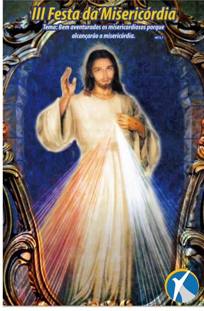 Igreja Matriz de Araripina celebra a III Festa da Misericórdia. Participe!